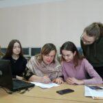Засідання наукового студентського гуртка з документознавства